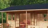 Log Cabin - Lodges