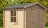 Log Cabin - Sheds