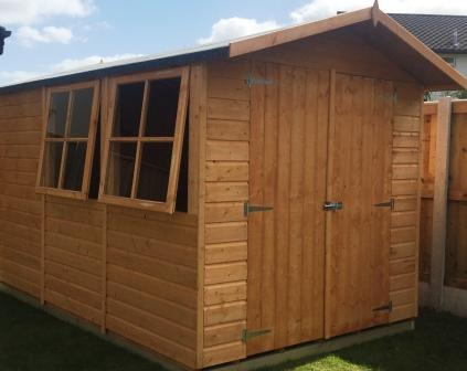 Standard Sheds (self build)