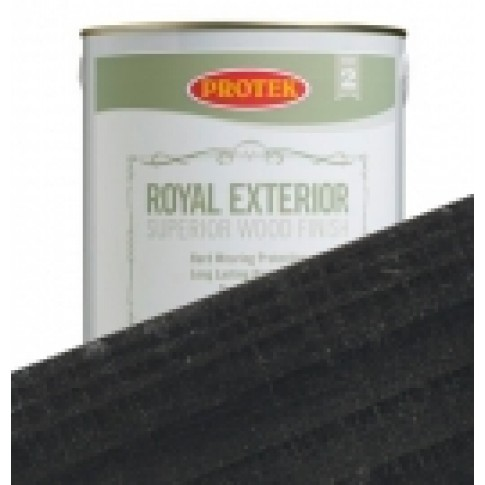 Protek Royal Exterior Vibrant Colours - Anthracite Grey (5 litre)