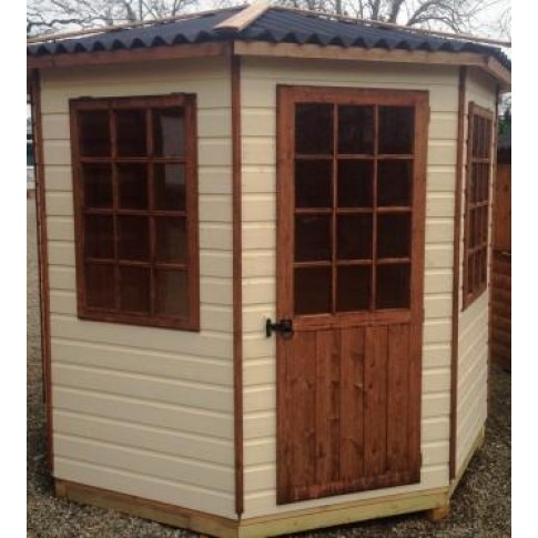 Shire Arreton Summerhouse - 8 x 8ft