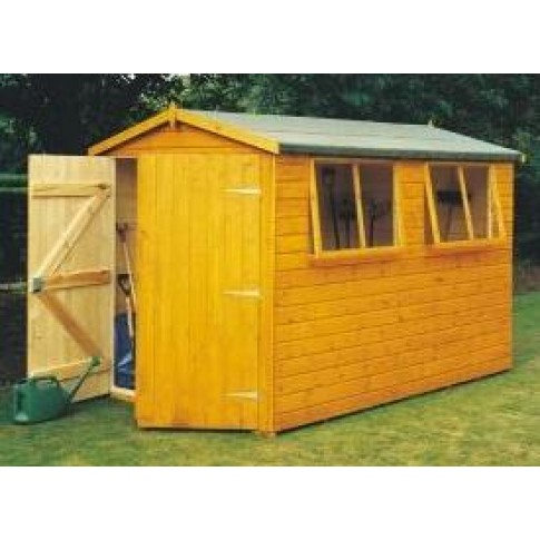 Shire Atlas Garden Shed (4 Sizes)