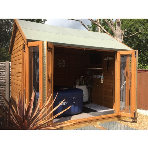 The Blenheim Summerhouse Heavy Duty