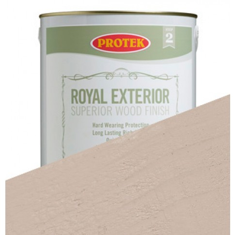 Protek Royal Exterior Soft Colours - Cashmere (2.5litre)