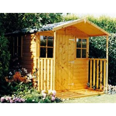 Casita Shed - 7 x 7ft