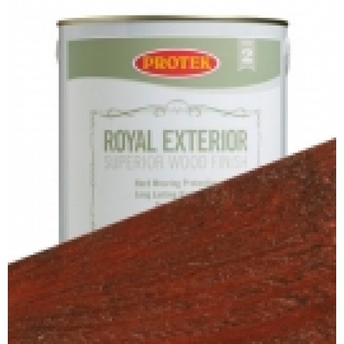 Protek Royal Exterior Natural Stain - Cedar Wood (2.5litre)