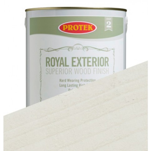Protek Royal Exterior Off White - China Clay(2.5litre)