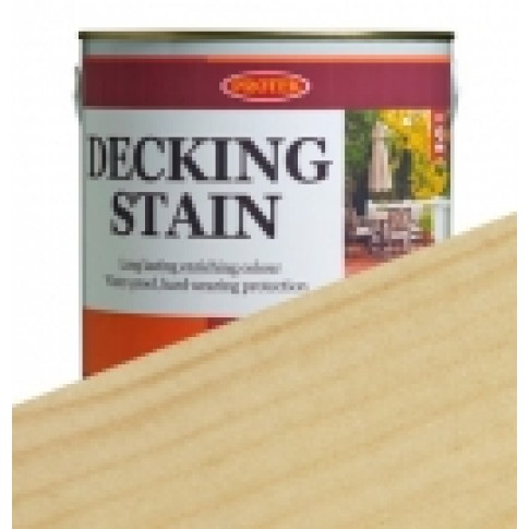 Protek Decking Stain - Clear (2.5 litres)