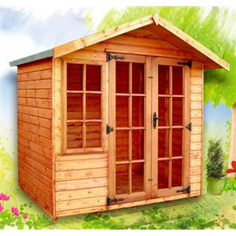 HEAVY DUTY Albany Clipston Summerhouse