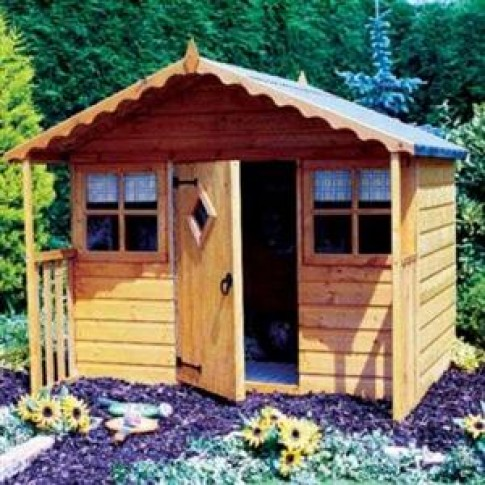 Cubby Playhouse 6 x 4ft