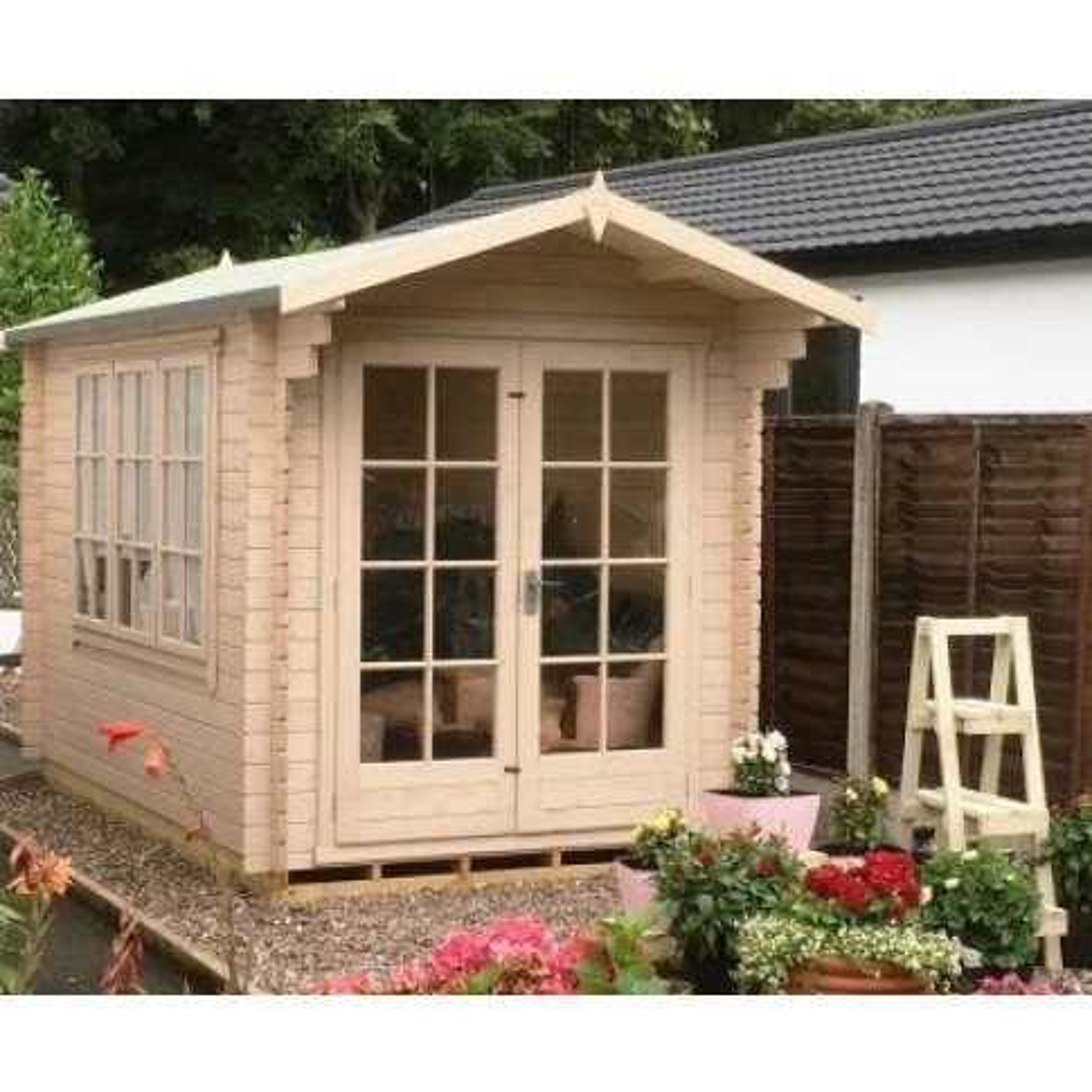 Shire Dalby Pine Lodge 70mm