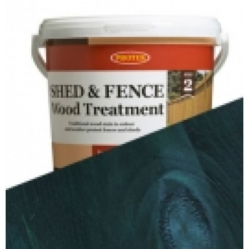 Protek Shed & Fence - Dark Blue (5 litre)