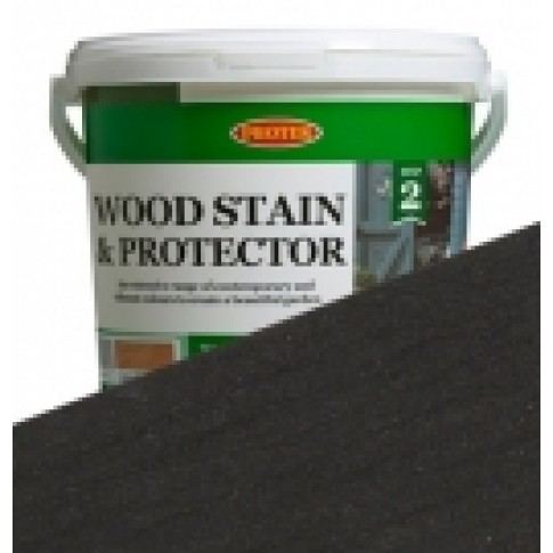 Protek Wood Stain & Protector - Dark Oak (1 litre)
