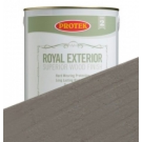 Protek Royal Exterior Soft Colours - Dove Grey (2.5litre)