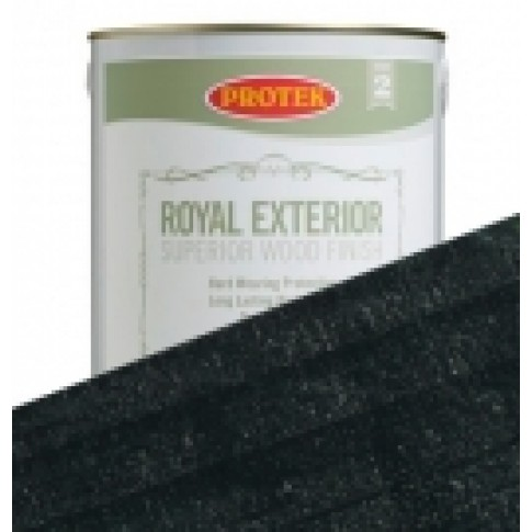 Protek Royal Exterior Vibrant Colours - Forest Green (2.5litre)
