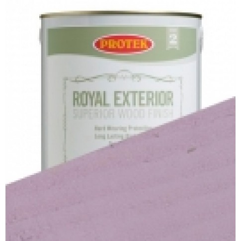 Protek Royal Exterior Soft Colours - French Lilac (2.5litre)