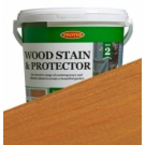 Protek Wood Stain & Protector - Gold (1 litre)