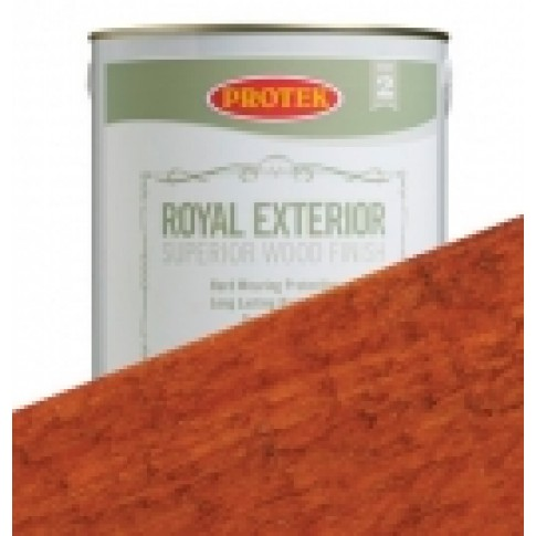 Protek Royal Exterior Natural Stain - Golden Cedar (2.5litre)