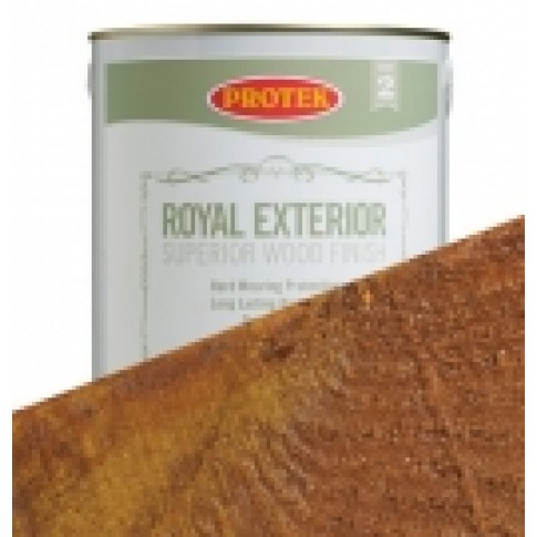 Protek Royal Exterior Natural Stain - Golden Pine (2.5litre)