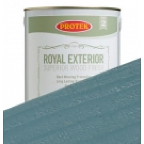 Protek Royal Exterior Soft Colours - Heritage Blue (1 litre)
