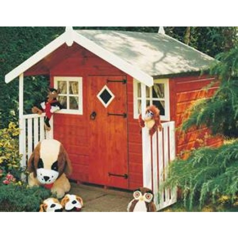 Shire Hobby Playhouse - 6 x 4ft