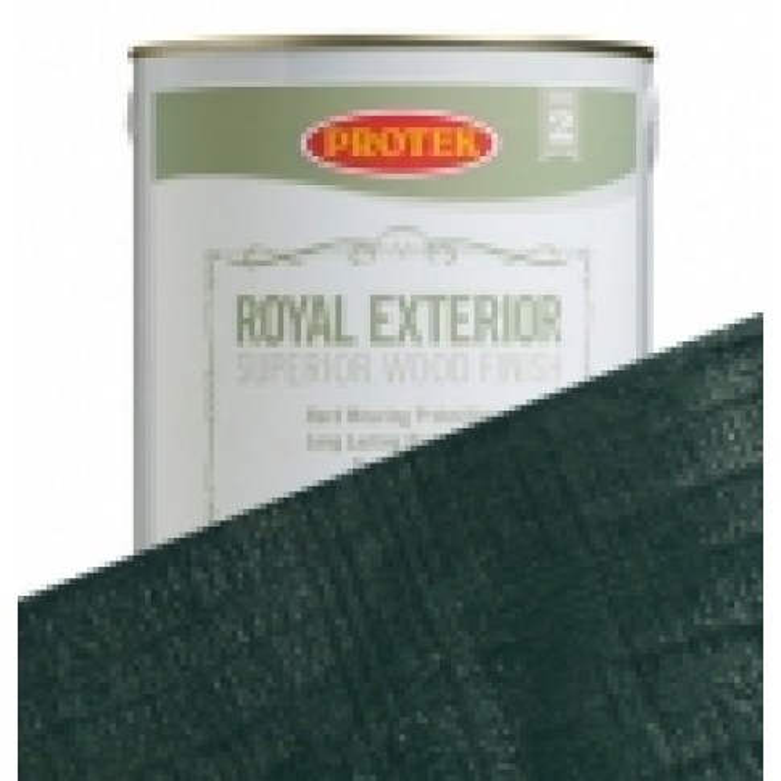 Protek Royal Exterior Vibrant Colours - Ivy Green (2.5litre)