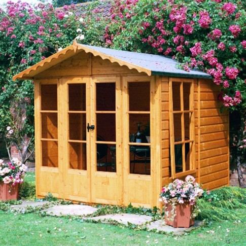Kensington Summerhouse - 7 x 7ft