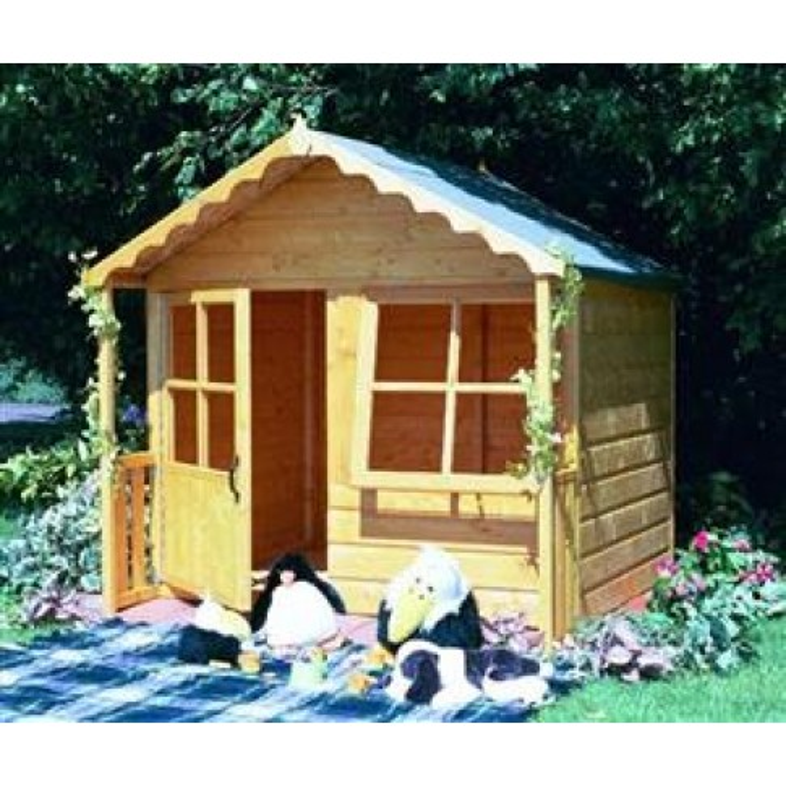 Kitty Playhouse 5 x 4ft