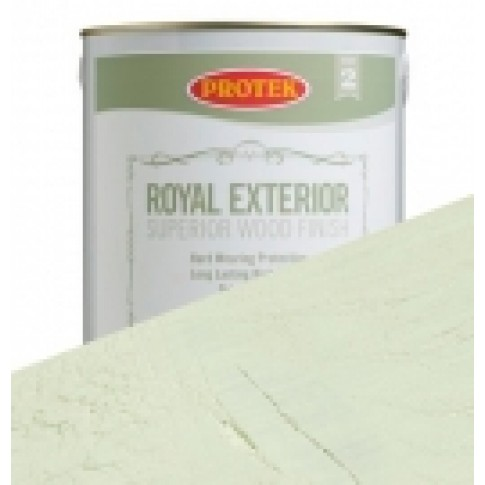 Protek Royal Exterior Off White - Lime White (1 litre)
