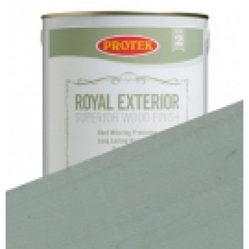 Protek Royal Exterior Soft Colours - Mendip Mist (1 litre)