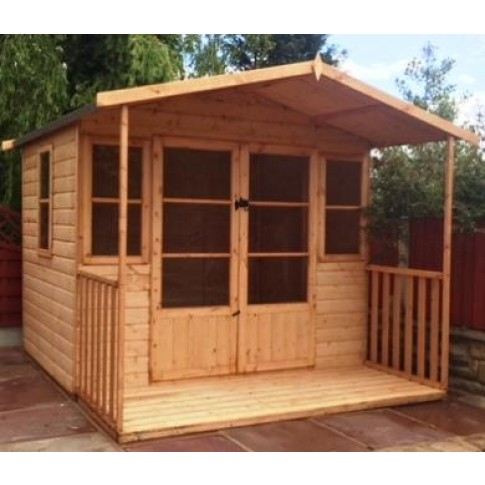 Shire Milton Summerhouse - 2 sizes
