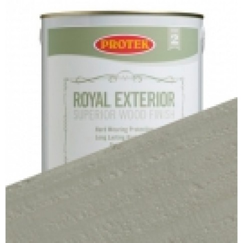 Protek Royal Exterior Soft Colours - Mushroom (5 litre)