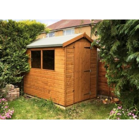 Heavy Duty Apex Shed The Norfolk