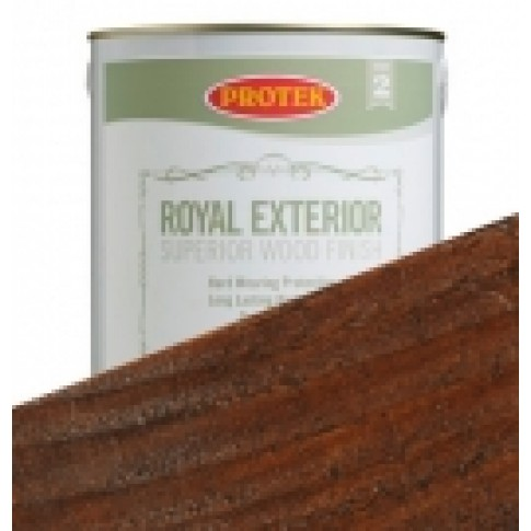 Protek Royal Exterior Natural Stain - Oak (2.5litre)