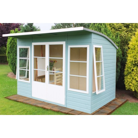 Orchid Summerhouse - 3.0 x 1.8m (10 x 6ft)