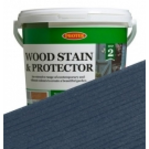 Protek Wood Stain & Protector - Peacock Blue (5 litre)