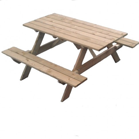 Timber Picnic Table
