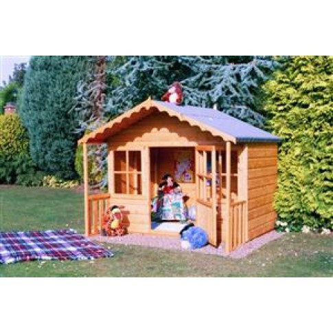 Pixie Playhouse 6 x 4ft