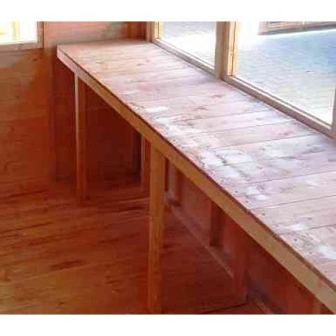 Timber Workbench (2ft wide)