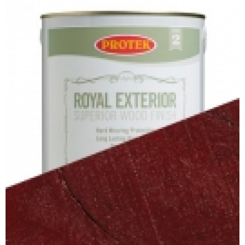 Protek Royal Exterior Vibrant Colours - Regency Puce (2.5litre)