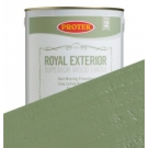 Protek Royal Exterior Soft Colours - Sage Leaf (5 litre)