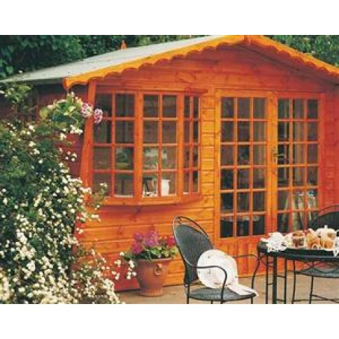 Shire Sandringham Garden Room - 10 x 8ft
