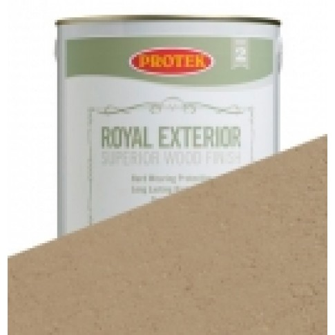Protek Royal Exterior Soft Colours - Soft Mocha (2.5litre)