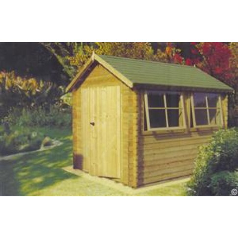 Shire Solway Pine Lodge 34mm