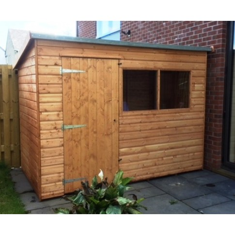 HEAVY DUTY PENT SHED The Suffolk