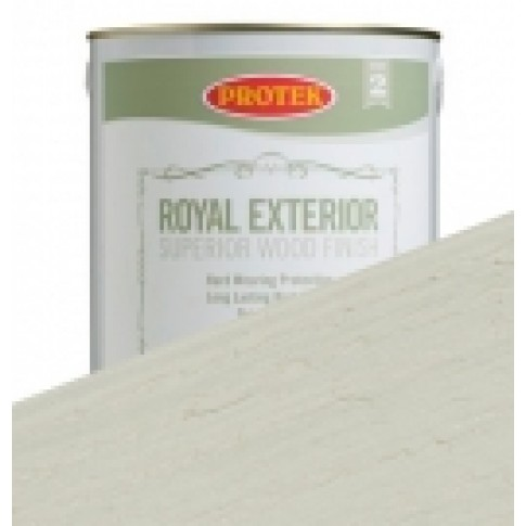 Protek Royal Exterior Soft Colours - Taupe (1 litre)