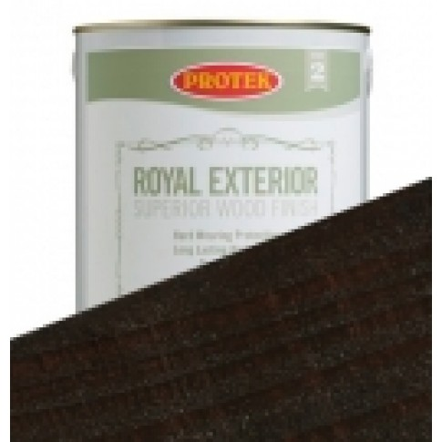 Protek Royal Exterior Natural Stain - Warm Oak (2.5litre)