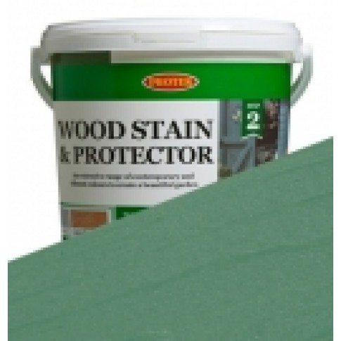 Protek Wood Stain & Protector - Willow (5 litre)