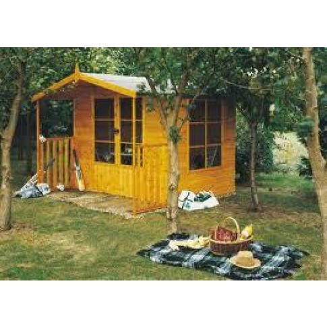 Shire Winton Summerhouse (2 Sizes)