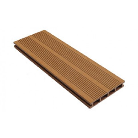 WitchDeck Composite Decking - Teak - 25mm
